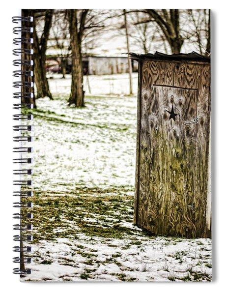 Gotta Go Spiral Notebook