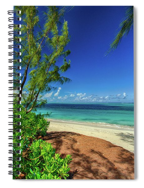 Grace Bay Spiral Notebook