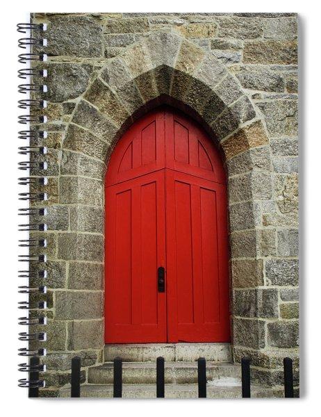 Grace Church Spiral Notebook