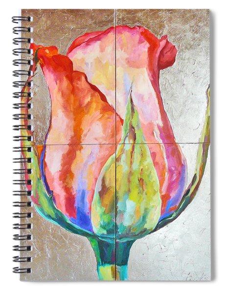 Graceful Love Spiral Notebook