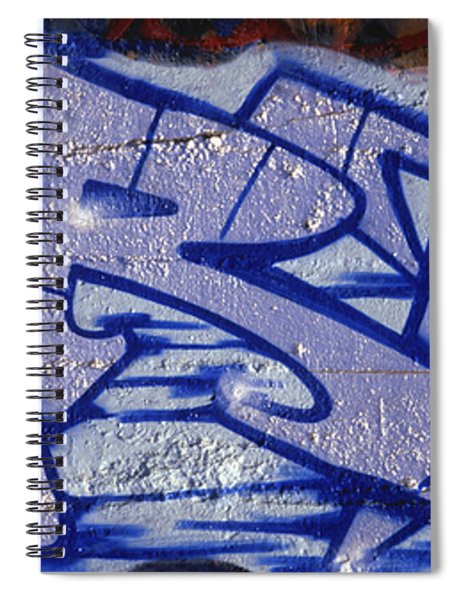 Graffiti Art-art Spiral Notebook
