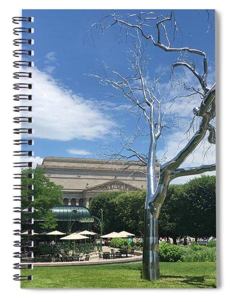Graft Spiral Notebook