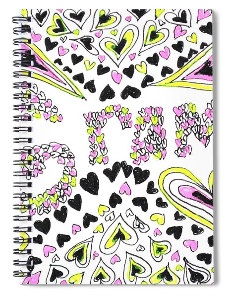 Gram Spiral Notebook