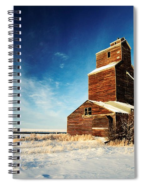 Granary Chill Spiral Notebook