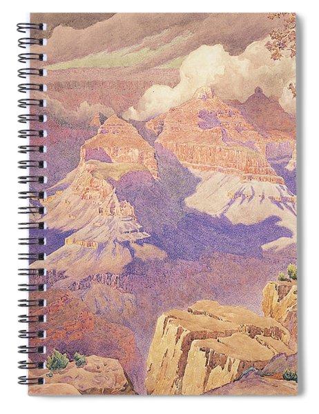 Grand Canyon, 1927  Spiral Notebook