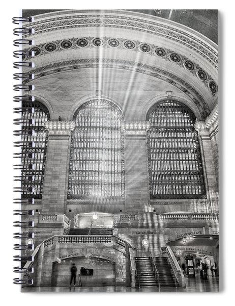 Grand Central Terminal Station Spiral Notebook
