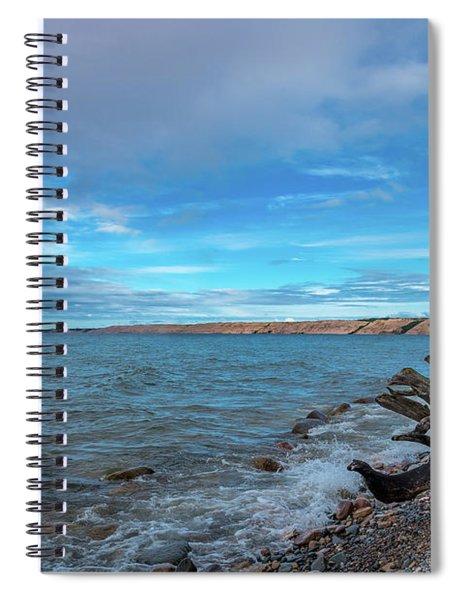 Grand Sable Banks Spiral Notebook