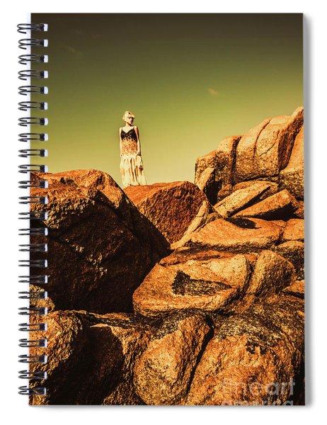 Granville Harbour Dreams Spiral Notebook