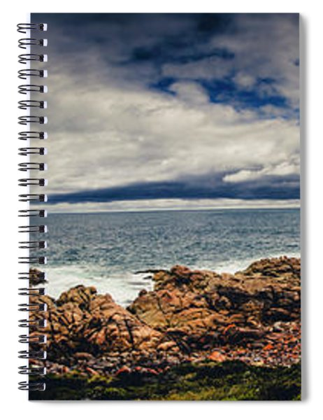 Granville Tasmania Panoramic Spiral Notebook