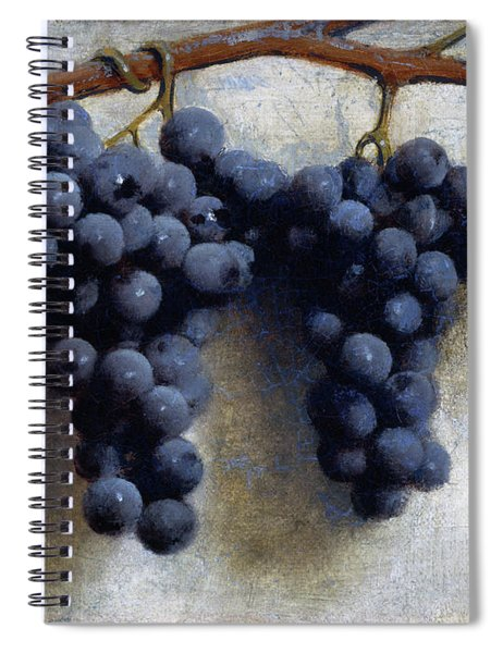 Grapes Spiral Notebook