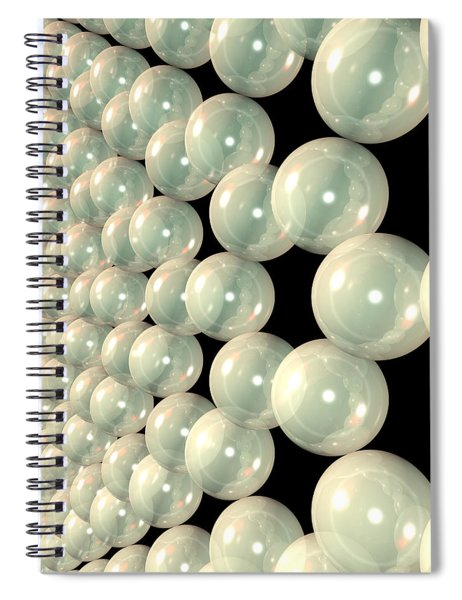 Graphene 6 Spiral Notebook