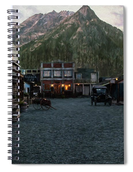 Grateful Heart - Hope Valley Art Spiral Notebook