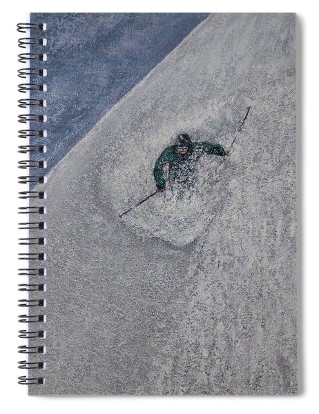 Gravity Spiral Notebook