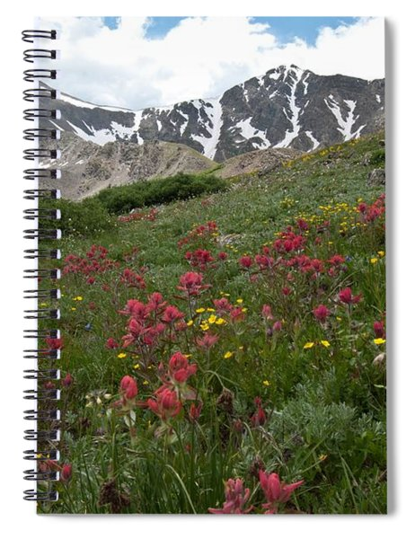 Gray's And Torreys Spiral Notebook