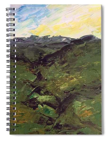 Grazing Hills Spiral Notebook