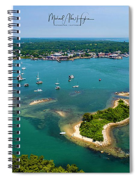 Great Harbor Spiral Notebook
