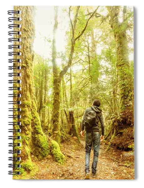 Great Tasmania Short Walks Spiral Notebook