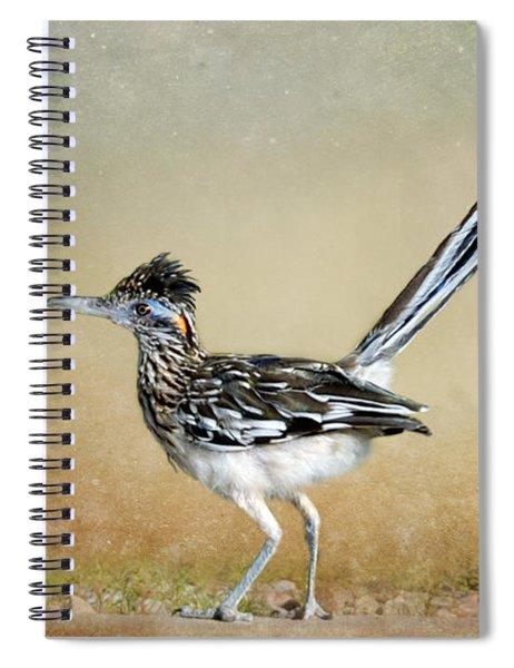 Greater Roadrunner 2 Spiral Notebook