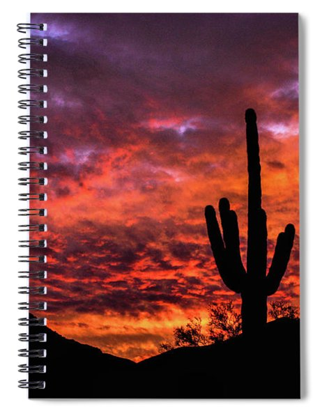 Greater Scottsdale Arizona Spiral Notebook
