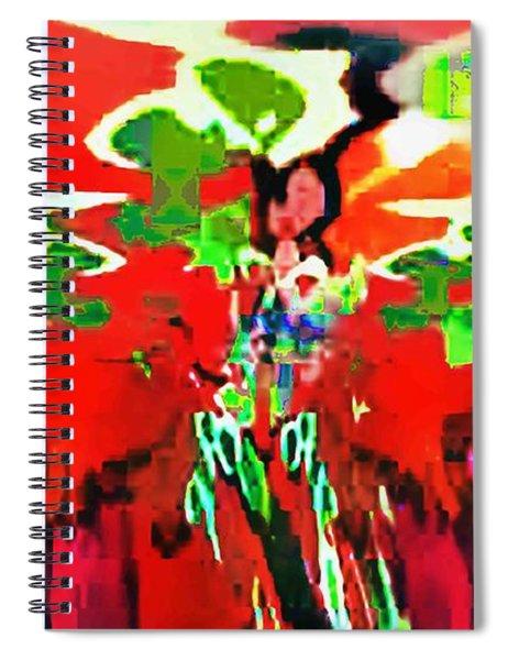 Greed Spiral Notebook