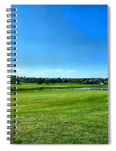 Green Acres 2018 Spiral Notebook