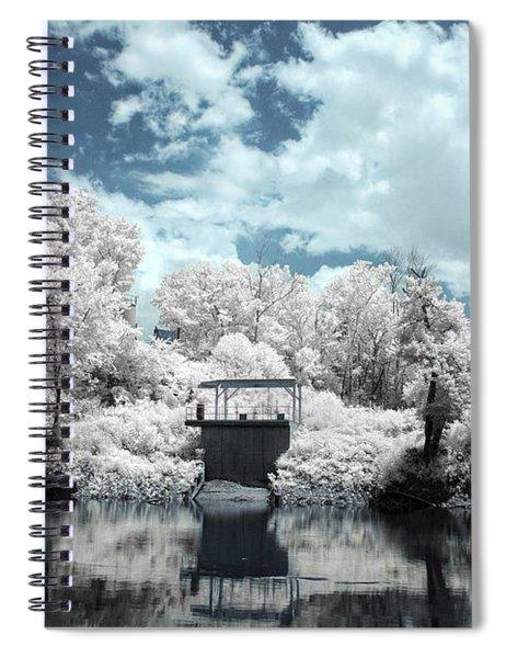 Green River Ir Spiral Notebook