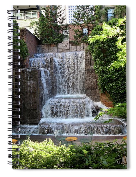 Greenacre Pocket Park Spiral Notebook