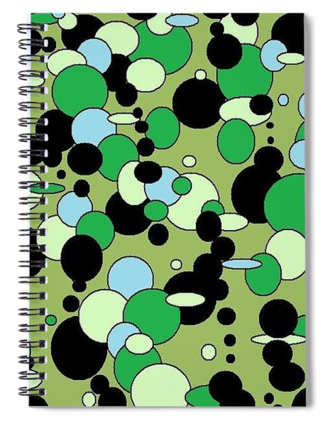 Greenies Spiral Notebook