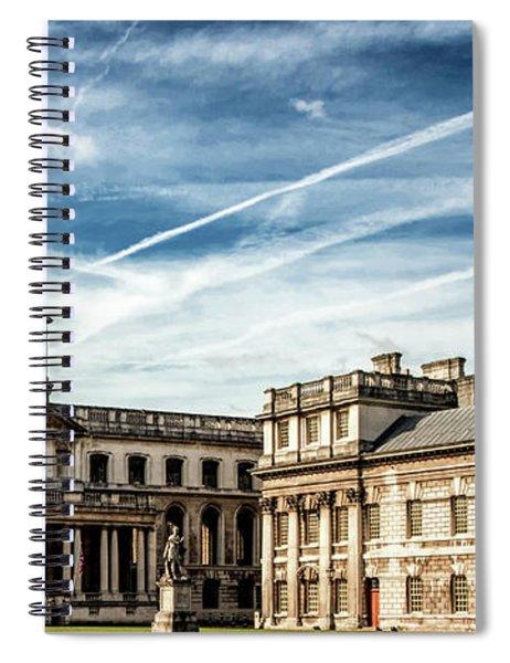 Greenwich University Spiral Notebook