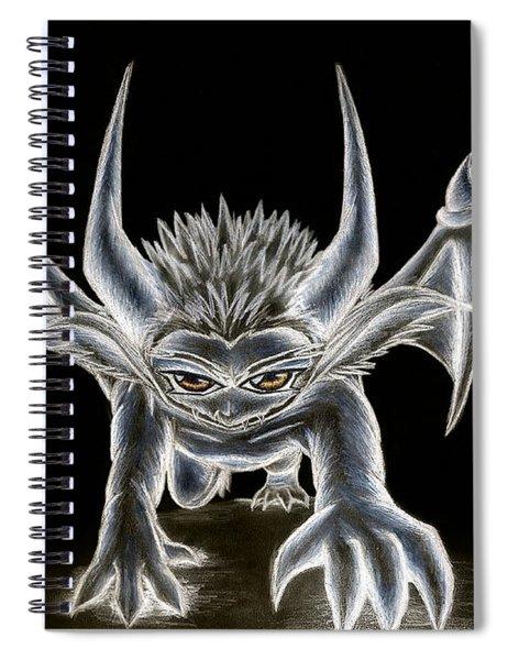 Grevil Pastel Spiral Notebook