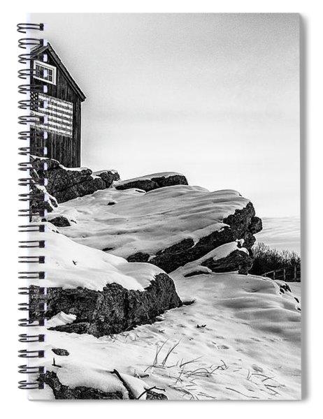 Greyledge  Spiral Notebook