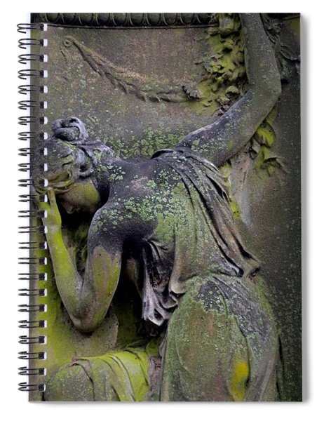 Grief  Spiral Notebook