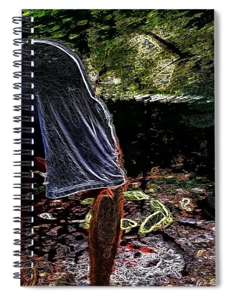 Grilling Out Spiral Notebook