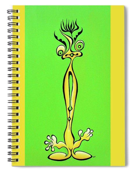 Grokster Spiral Notebook