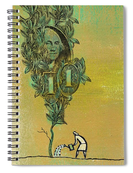Growing Your Money Spiral Notebook