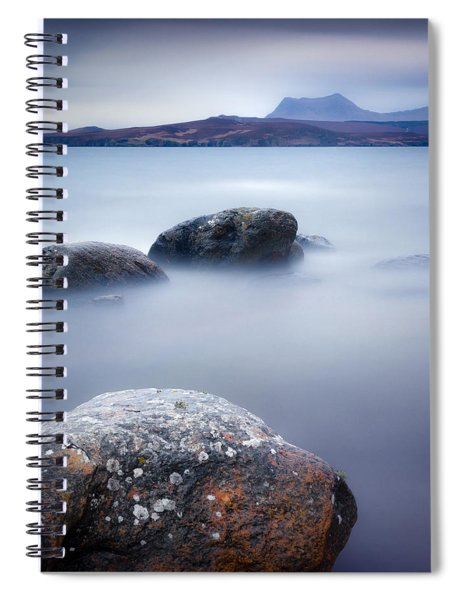Gruinard Bay Spiral Notebook