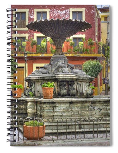 Guanajuato Mexico Spiral Notebook
