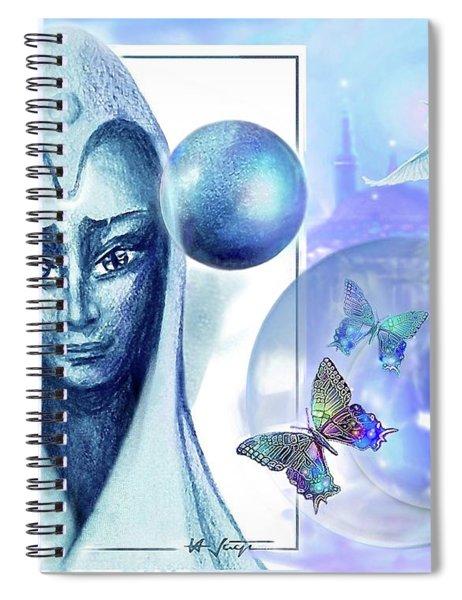 Guardian Spiral Notebook