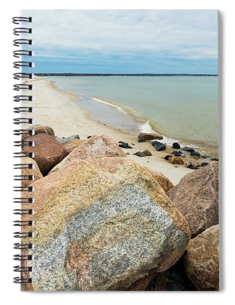 Guardians Of The Bay Spiral Notebook