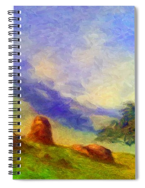 Guatapara Spiral Notebook