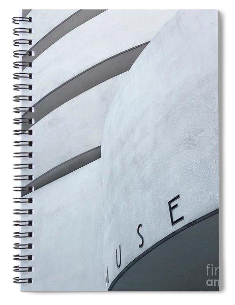 Guggenheim Spiral Notebook