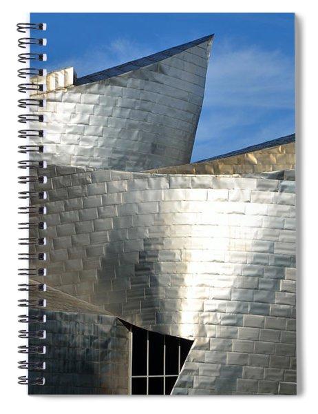 Guggenheim Museum Bilbao - 5 Spiral Notebook