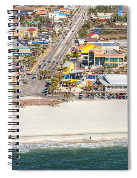 Gulf Shores - Hwy 59 Spiral Notebook