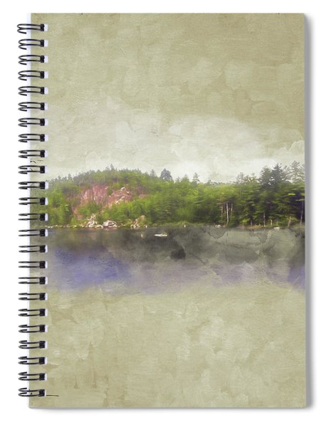 Gull Pond Spiral Notebook