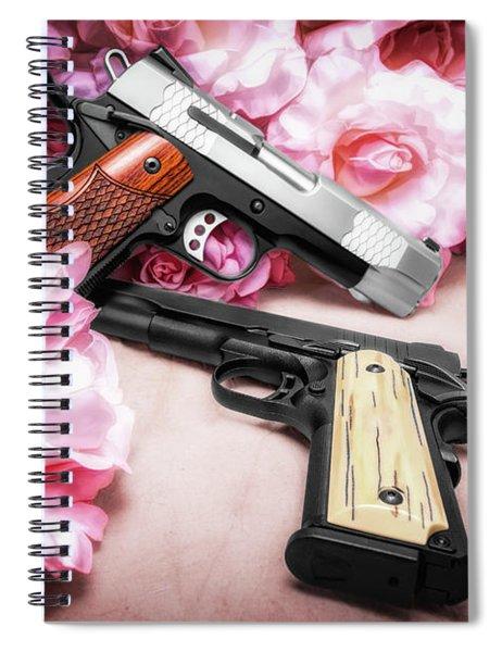 Guns N Roses Spiral Notebook