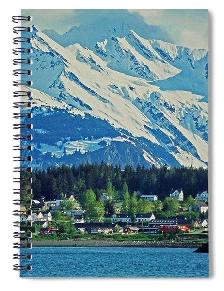 Haines - Alaska Spiral Notebook