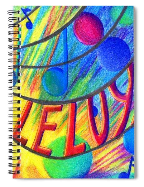 Halleluyah Spiral Notebook