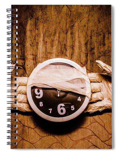 Halloween Time Spiral Notebook