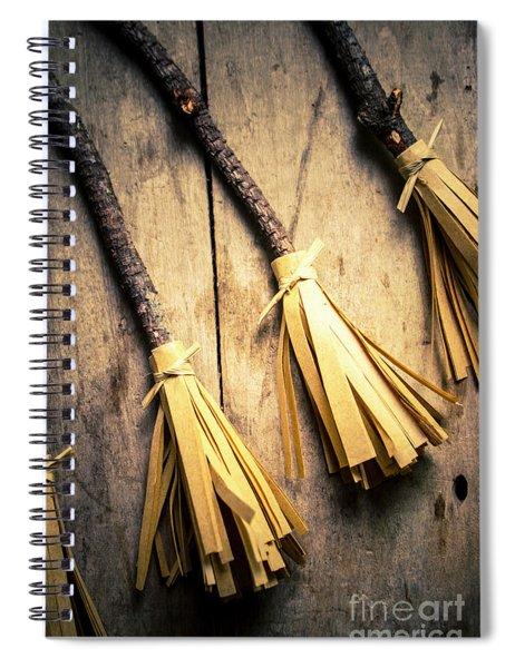 Halloween Witch Craft Spiral Notebook