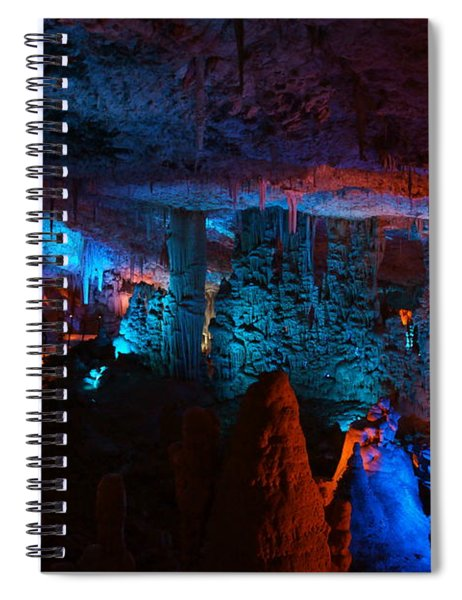 Halls Of The Mountain King 1 Spiral Notebook